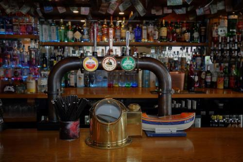 Mariners - Beer pumps