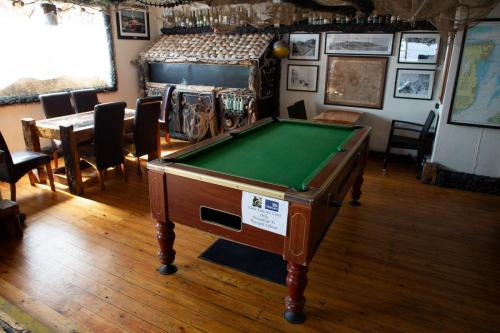 Ramsgate Crew Pool Table at Mariners Bar